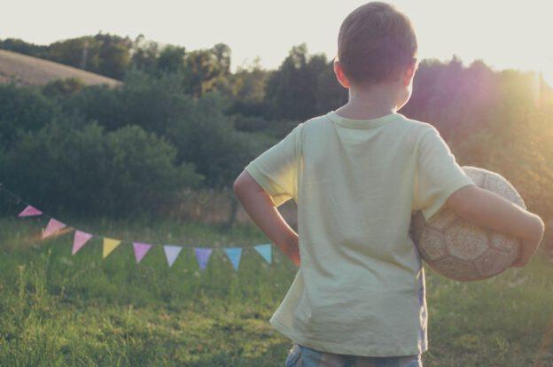 barns sportintresse